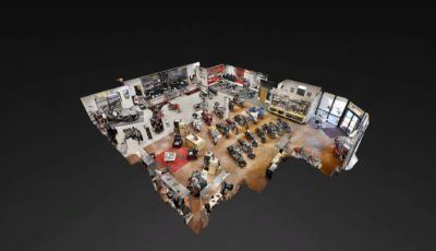 Brochure | Dealers and Showrooms 3D Model